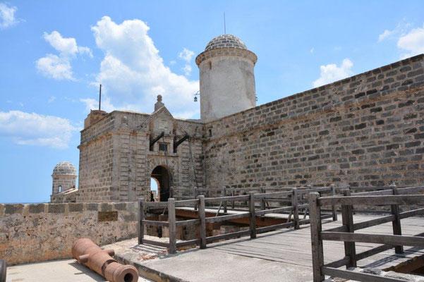 Cienfuegos - Castillo
