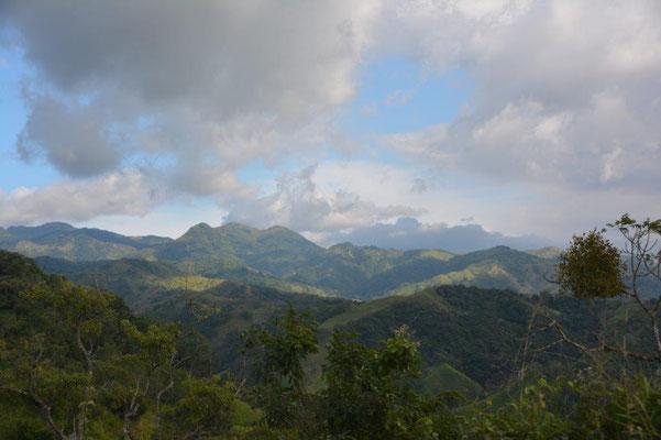 Auf dem Weg nach Monteverde