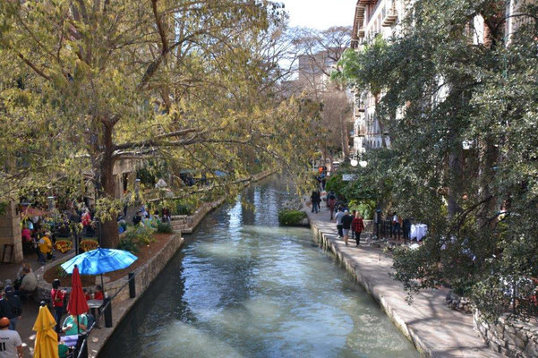 San Antonio - Riverwalk