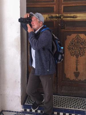 Paparazzi in Marrakesch