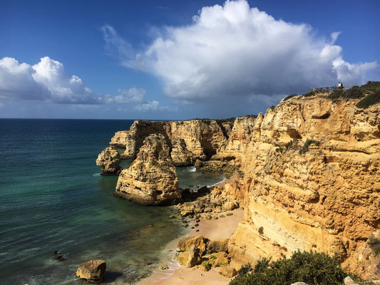 Algarve beaches and villages