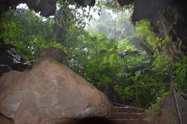 Höhlenforschung