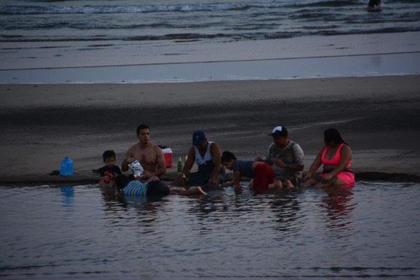 Sonntagsvergnügen in El Salvador