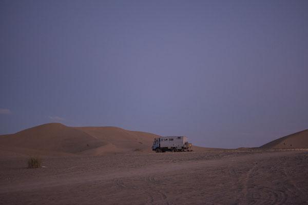 Dünen bei Varzaneh