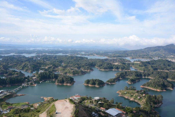 Blick vom El Penol