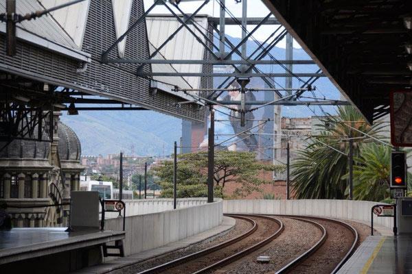 Metro in Medellin