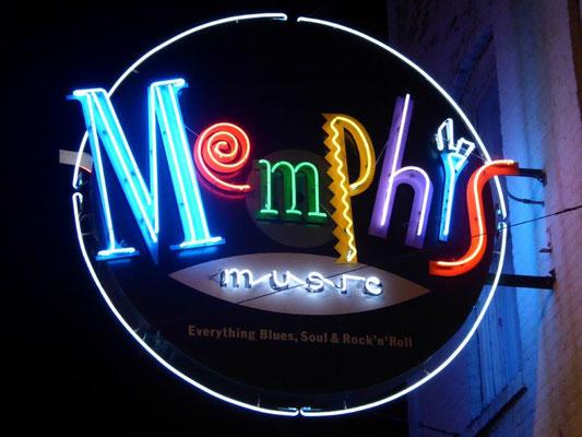 Willkommen in Memphis