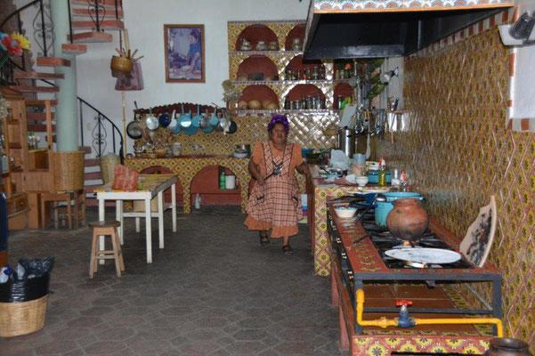 Nettes Ambiente im besten Restaurant der Region