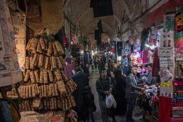 Bazar in Tabriz