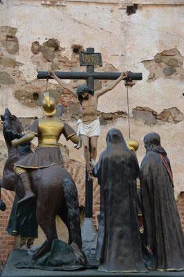 Antigua - Figuren für die Osterprozession