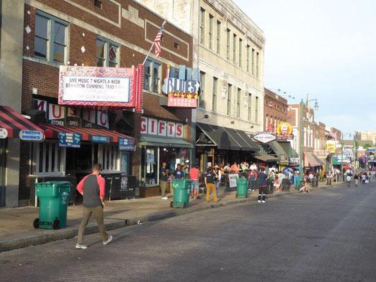 Die Beale Street