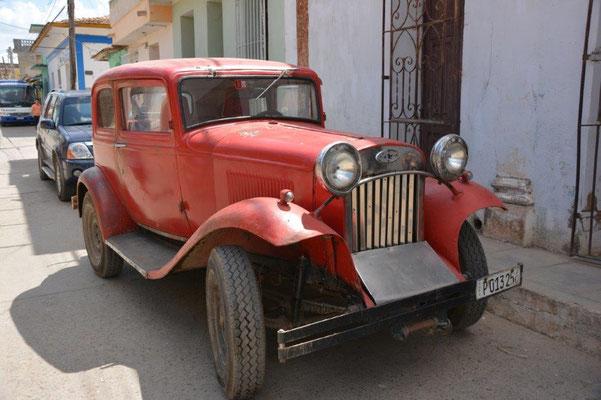 Trinidad - model from 1946