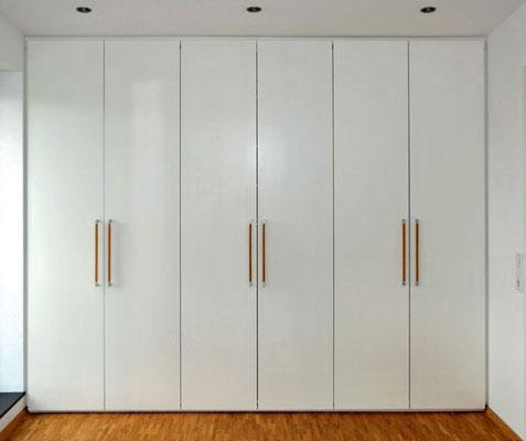 Tischlerei Vöge - Individuell gestaltetes Schlafzimmer.