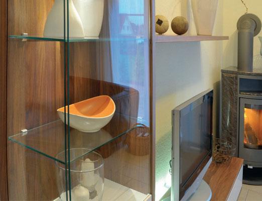 Tischlerei Vöge - Exklusive Sonderanfertigungen für jedes Wohnzimmer