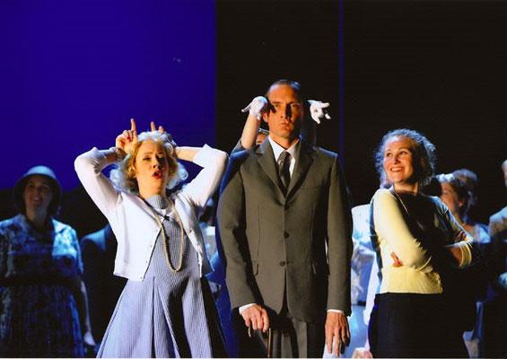 Falstaff Verdi role: Ford; Opera Zuid, 2009 © Deen van Meer