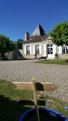 Chartreuse du Château La Hitte à Lavardac en Albret