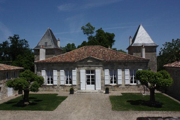 Chartreuse du Château La Hitte à Lavardac en Lot et Garonne