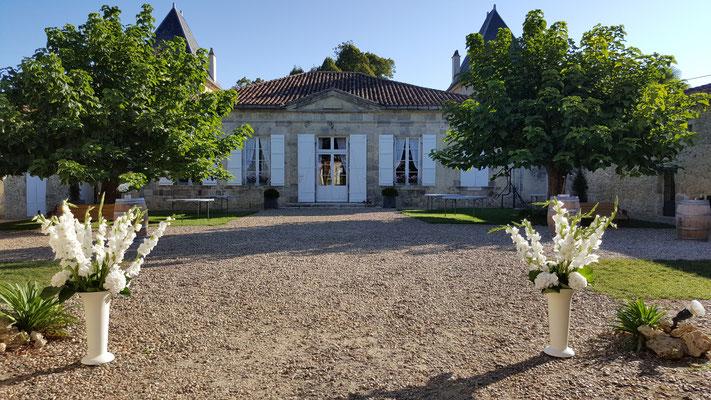 Chartreuse du Château la Hitte à Lavardac en Gascogne