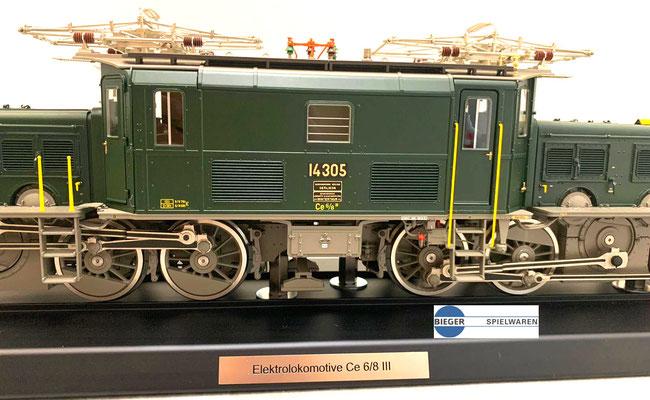 M/ärklin 55681 Elektrolokomotive Serie Ce 6//8 III