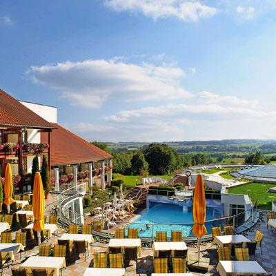 Bad Griesbach Hotel Fürstenhof Außenansicht