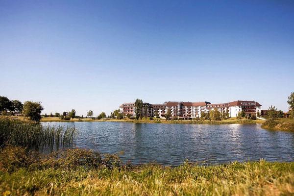 4**** Greenfield Hotel Golf & Spa Außenansicht