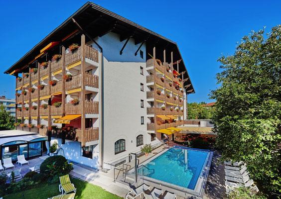 Hotel Wittelsbach Außenansicht