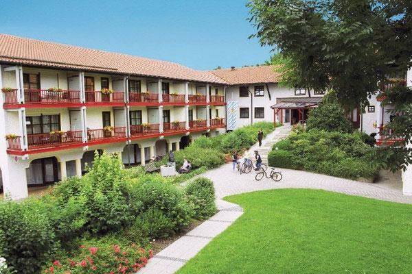 Hotel Sternsteinhof Außenansicht