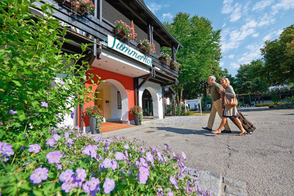 Hotel Summerhof Außenansicht