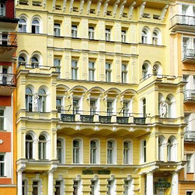 Hotelansicht Maxim