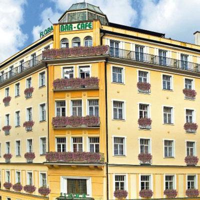 Hotelansicht Flora