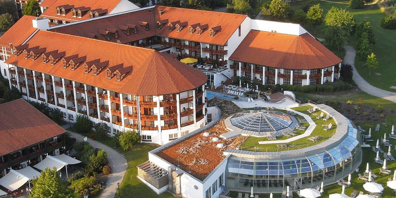 Hotel Fürstenhof Außenansicht