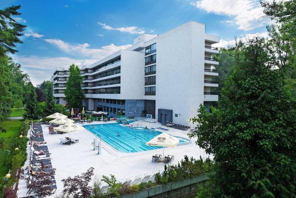 Spa Resort Esplanade Außenansicht
