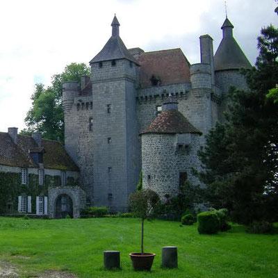 Chateau d'Etangsanne