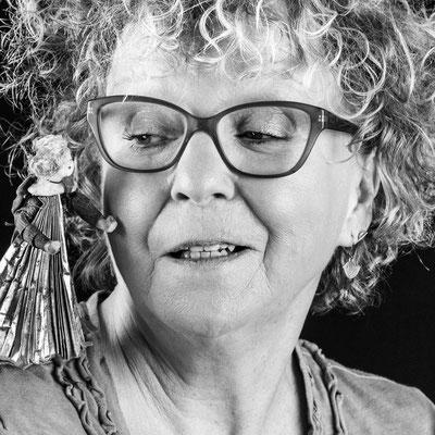 Annette Hardouin, Créatrice textile et pastel