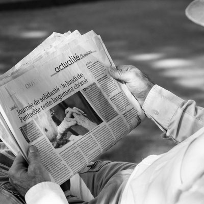 Actualités : un sujet de Discuton photo à Poussière d'Image