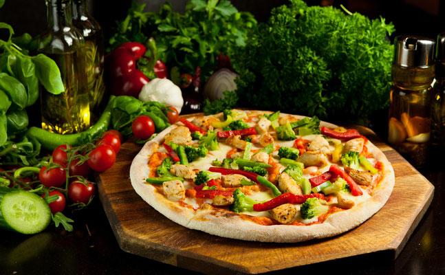 Pizza Di Pollo