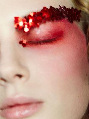 'rouge' ©Amelie Ambroise