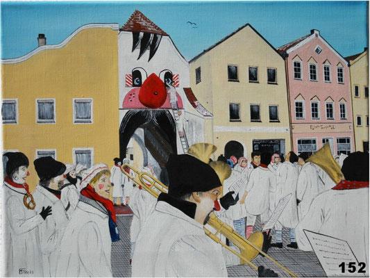 Nr.152 Dorfener Hemadlenz 2015. Format 30x40cm