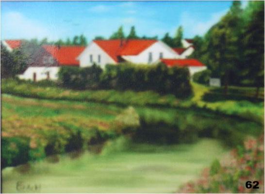 Nr.62 Dorfen, Isenauenpark. Format 30x40cm