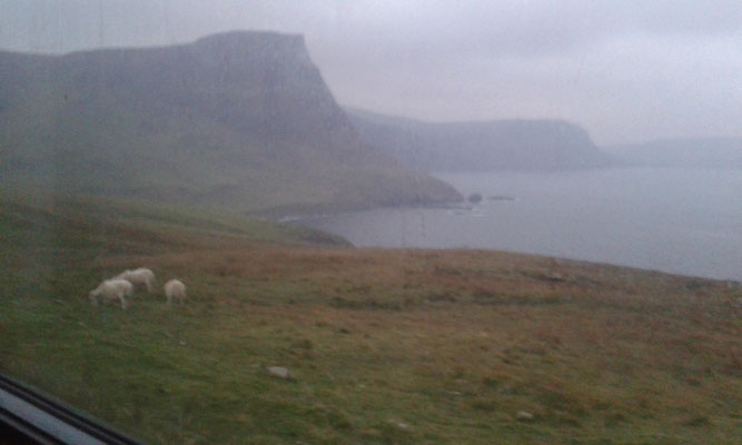 Schottland_Isle of Skye_Neist Point_Die Roadies_Wohnmobil_Hund