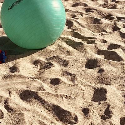 Strand in Nied.