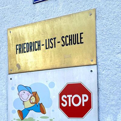 Sanierung Friedrich-List-Schule in Nied.