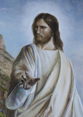 Imagen de Cristo resucitado
