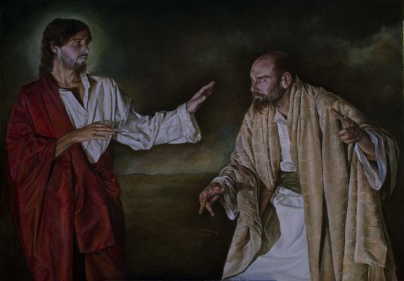 Tentaciones de Jesús en el desierto