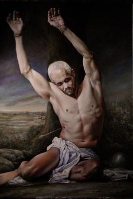 San Sebastián. Pintura religiosa.