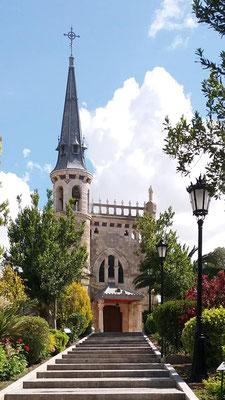 Ermita de la Virgen en Huerta de Valdecarábanos