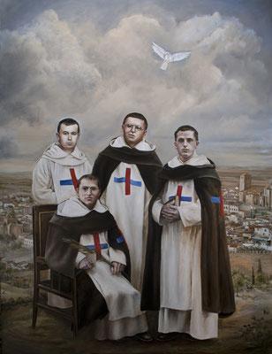 Mártires trinitarios.