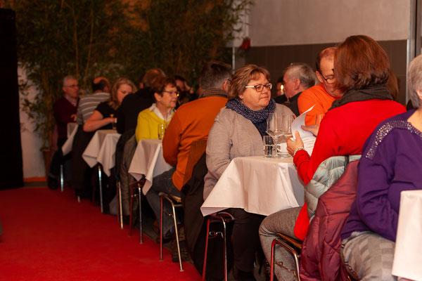 Füllersch Kinder bitten zu Tisch - die kulinarische Weinprobe. 📸 @Marco Pusch