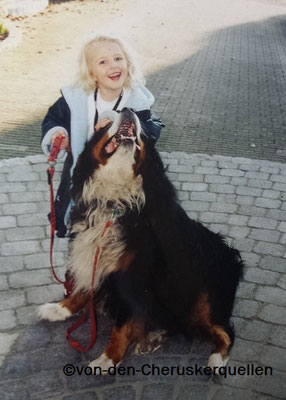 Unsere Tochter mit Asko - Ein Kopp' und ein Arsch
