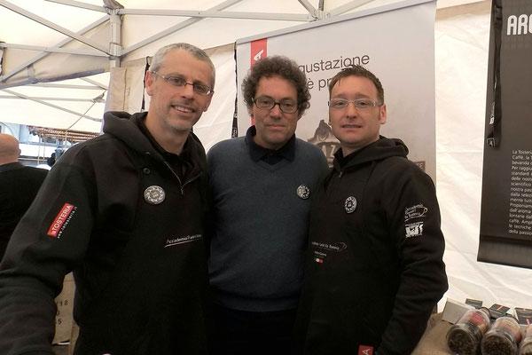 Marco Cremonese - Expert café vert et torréfaction